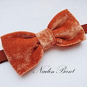 Аксессуары handmade. Livemaster - original item Tie butterfly Di Albiatte. Handmade.