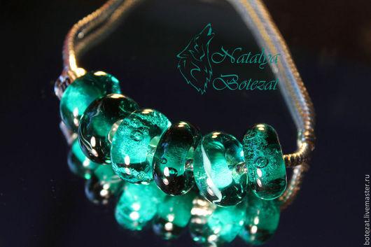 Бусины шармы для браслетов Пандора Pandora, Biagi, Troll, Chamilia NBotezat красивые шармики венецианского муранского стекла подвески основы браслет. Подарок девушке, женщине, коллеге