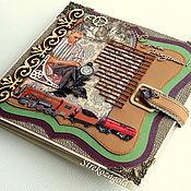 """Открытки ручной работы. Ярмарка Мастеров - ручная работа Большая открытка для мужчины """"Деловому мужчине"""". Handmade."""