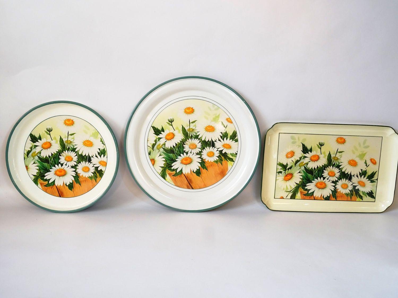 Exclusive decorative tray, Vintage interior, Kaliningrad,  Фото №1