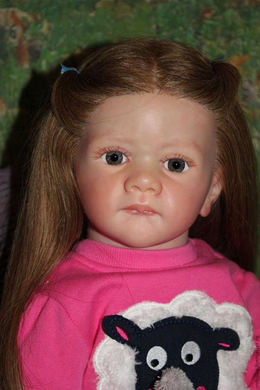 Куклы-младенцы и reborn ручной работы. Ярмарка Мастеров - ручная работа. Купить Фрида. Handmade. Желтый, синтепон