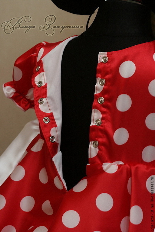 Купить Платье Мини Маус