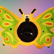 Куклы и игрушки ручной работы. Ярмарка Мастеров - ручная работа Игрушка на объектив фотоаппарата. Handmade.