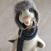 Куклы и игрушки ручной работы. Ярмарка Мастеров - ручная работа Гусь Дарио. Handmade.