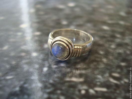 """Кольца ручной работы. Ярмарка Мастеров - ручная работа. Купить Кольцо """"Око лунной принцессы"""".. Handmade. Кольцо с камнем"""