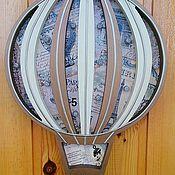 Для дома и интерьера handmade. Livemaster - original item Balloon night light Vintage. Handmade.