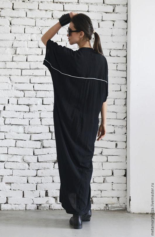 Платья ручной работы. Ярмарка Мастеров - ручная работа. Купить Летнее платье макси. Handmade. Платье, сарафан длинный
