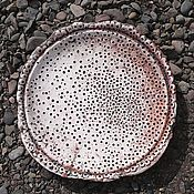 """Посуда ручной работы. Ярмарка Мастеров - ручная работа блюдо """"Луга Луны"""". Handmade."""