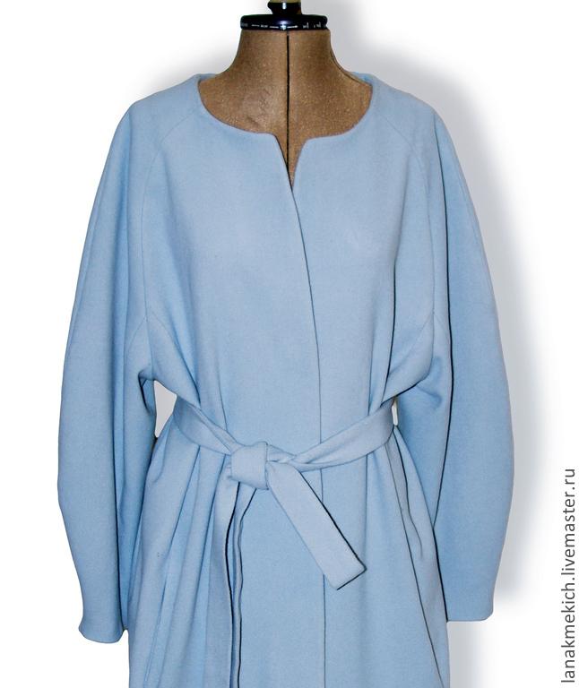 c210411b9f4 Верхняя одежда ручной работы. Ярмарка Мастеров - ручная работа. Купить  пальто-кокон
