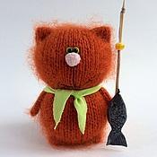 Куклы и игрушки handmade. Livemaster - original item kitty Vaska.. Handmade.