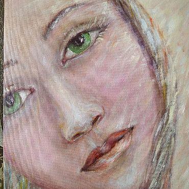 Картины и панно ручной работы. Ярмарка Мастеров - ручная работа Мечтай. Handmade.