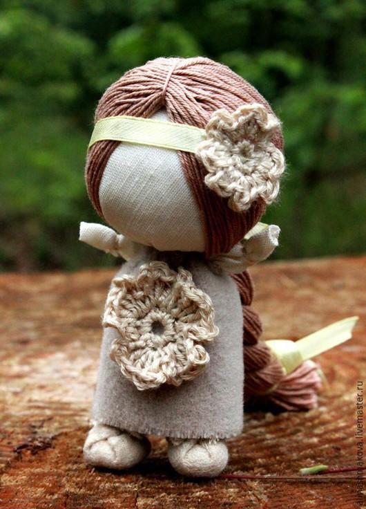 """Народные куклы ручной работы. Ярмарка Мастеров - ручная работа. Купить Кукла-оберег """"Долюшка. Handmade. Народные куклы"""