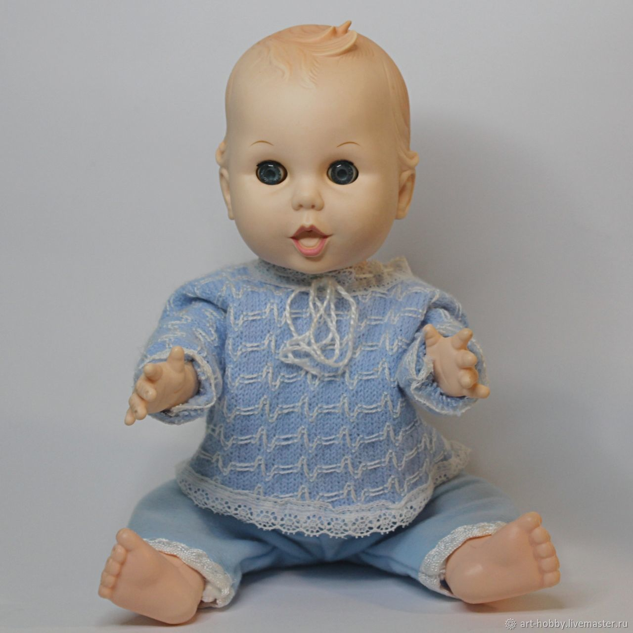 Doll GERBER (2), Vintage doll, Moscow,  Фото №1