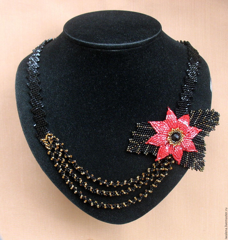Necklace 'Tsiniya', Necklace, St. Petersburg,  Фото №1