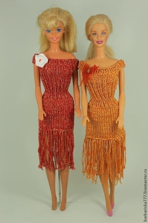 ПРОДАНО  Подходящий наряд для вечеринки. Элегантные платья из пряжи с золотым отливом. 200р