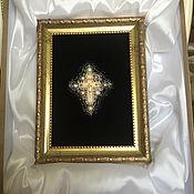 Подарки к праздникам ручной работы. Ярмарка Мастеров - ручная работа Крест. Handmade.