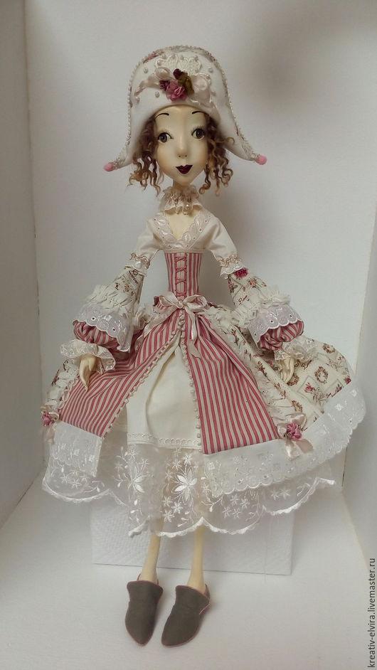 Коллекционные куклы ручной работы. Ярмарка Мастеров - ручная работа. Купить Кукла Абигель. Handmade. Авторская кукла, кукла интерьерная