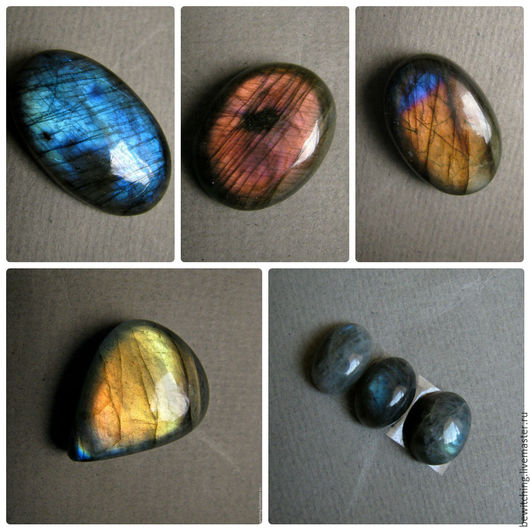 Размеры и цены камней указаны под фото №1,4 - Продан