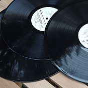 Материалы для творчества handmade. Livemaster - original item Vinyl 30 cm. Handmade.