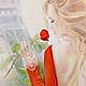 Город ручной работы. Заказать Картина маслом Запах Парижа.... Светлана Логинова (Loginova-Art). Ярмарка Мастеров. Пастельный