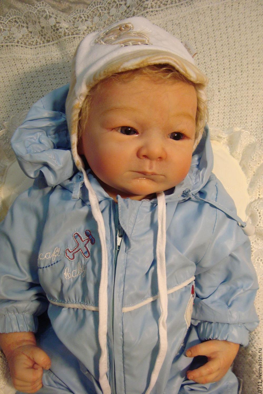 Малышка Xavy by Adrie Stoete, Куклы-младенцы и reborn, Тюмень, Фото №1