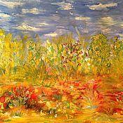 Картины и панно handmade. Livemaster - original item the colors of autumn.. Handmade.
