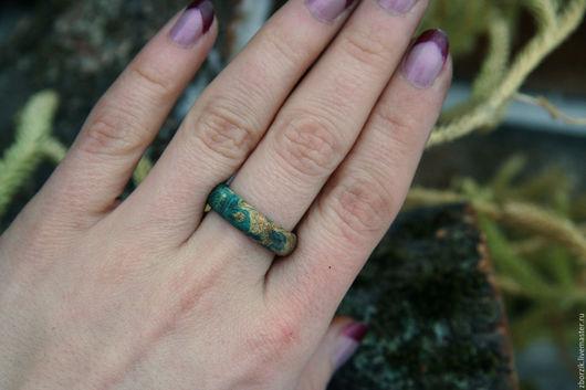 кольцо из капа клена 1200