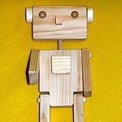 Куклы и игрушки ручной работы. Ярмарка Мастеров - ручная работа Робот  Семен. Handmade.