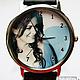 """Часы ручной работы. Часы наручные JK """"Личный дизайн"""". Екатерина (JayKay). Интернет-магазин Ярмарка Мастеров. родителям"""