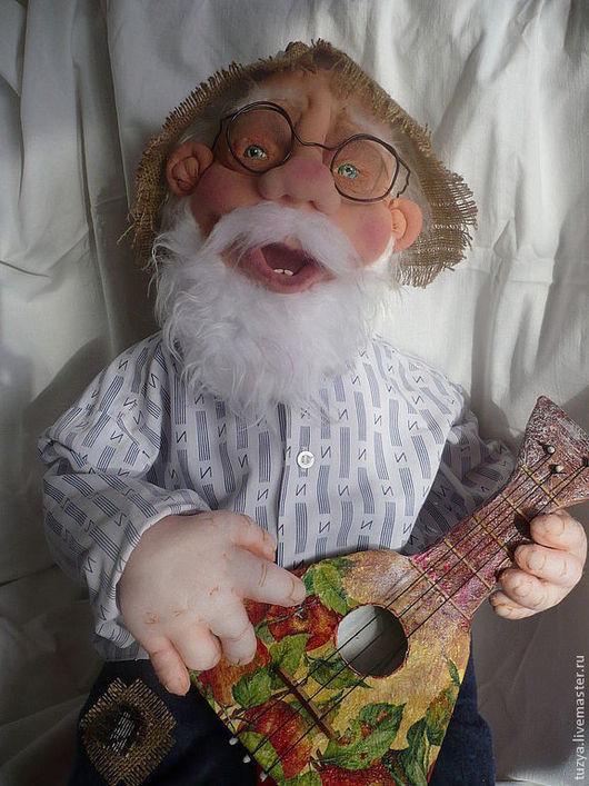 Кукла из капрона,капроновая кукла,капроновые куклы,кукла из капрона `Дед`,капроновая кукла `Дед` ,кукла`Дед`