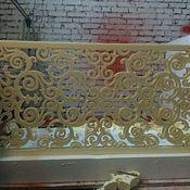 Свадебный салон ручной работы. Ярмарка Мастеров - ручная работа Ширма из пенопласта. Handmade.