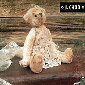 Куклы и игрушки ручной работы. Ярмарка Мастеров - ручная работа Винтажная малышка Виля.. Handmade.