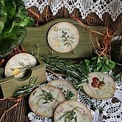 Для дома и интерьера ручной работы. Ярмарка Мастеров - ручная работа Аромат душистых трав. Handmade.