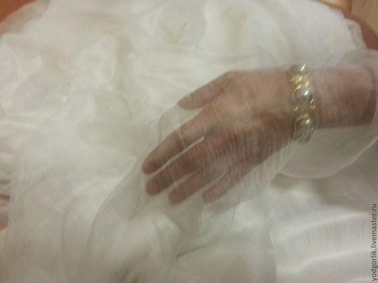 Валяние ручной работы. Ярмарка Мастеров - ручная работа. Купить Маргиланский шелк- газ разреженный 90-95 см.. Handmade.