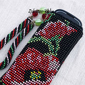 Сумки и аксессуары handmade. Livemaster - original item Phone case