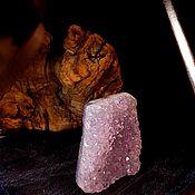 Кристалл ручной работы. Ярмарка Мастеров - ручная работа Друза аметиста кулон кристаллы. Handmade.