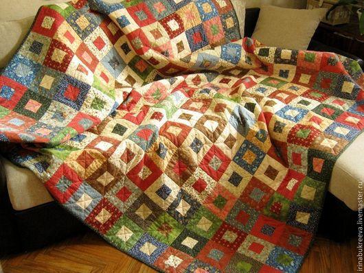 лоскутное одеяло `Summertime`