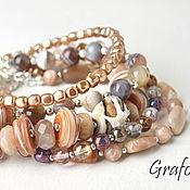 Украшения handmade. Livemaster - original item The Amelie Bracelet. Handmade.