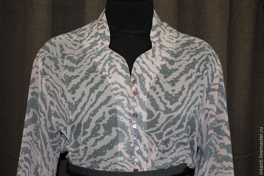 Красивые стильные блузки купить