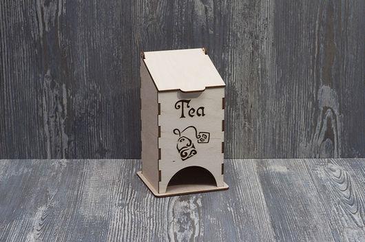 Декупаж и роспись ручной работы. Ярмарка Мастеров - ручная работа. Купить Заготовки для декупажа Чайный домик Tea. Handmade.