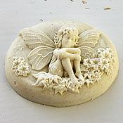 Мыло ручной работы. Ярмарка Мастеров - ручная работа Кастильское мыло с чередой. Handmade.