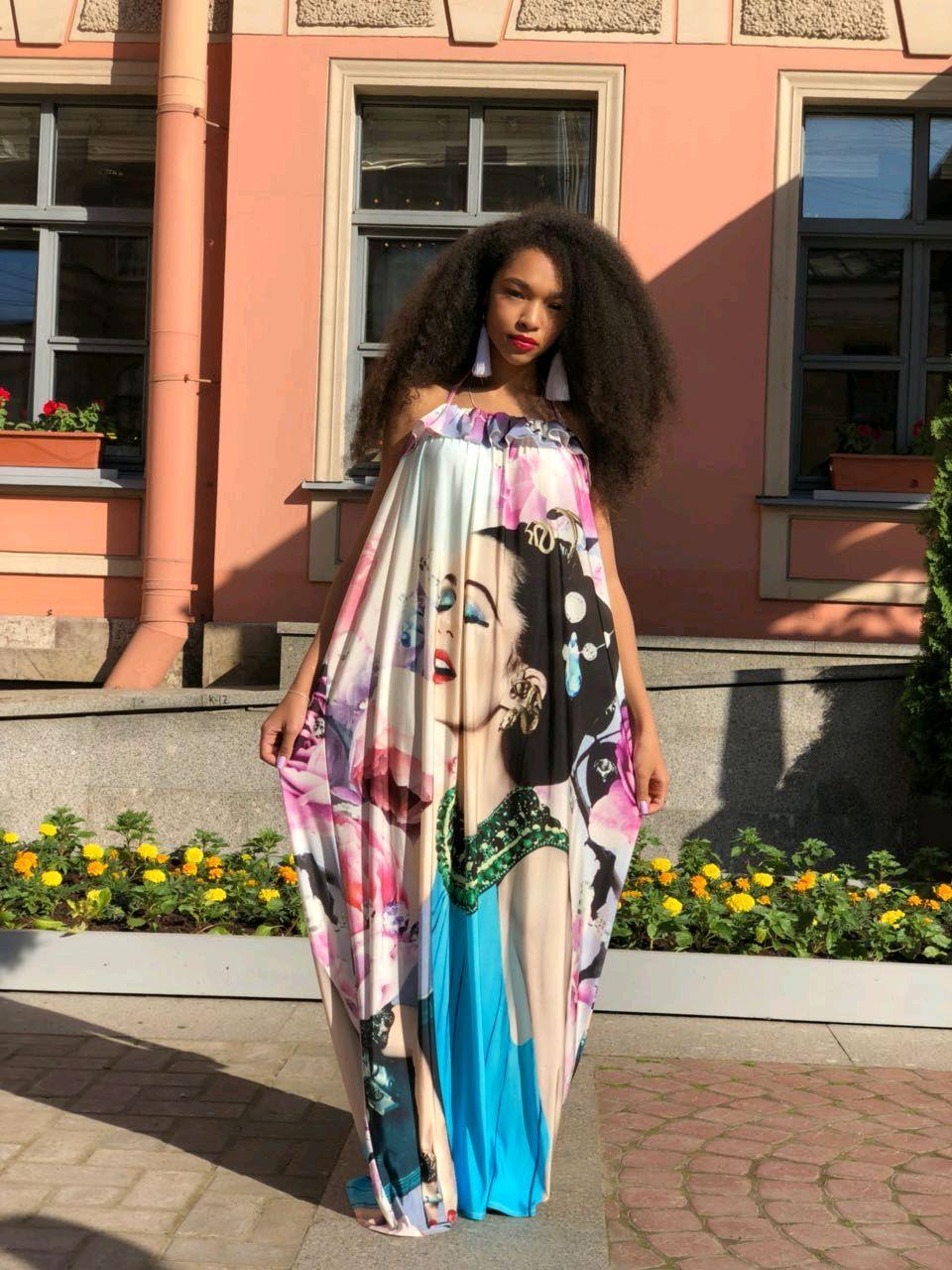 Платья сшитые из купонной ткани фото 194