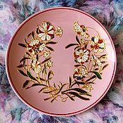 Посуда ручной работы. Ярмарка Мастеров - ручная работа Полевые цветы. Handmade.