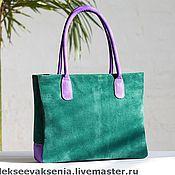 Сумки и аксессуары handmade. Livemaster - original item Bag genuine leather art. 376. Handmade.
