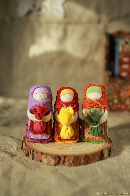 Подорожницы Краски Осени русская народная кукла, Народная кукла, Коломна,  Фото №1