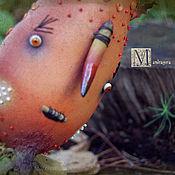 Куклы и игрушки ручной работы. Ярмарка Мастеров - ручная работа Морковняк. Handmade.