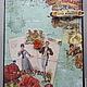 Фотоальбомы ручной работы. Ярмарка Мастеров - ручная работа. Купить Фотоальбом в коробке / для двоих / для женщины. Handmade. Разноцветный