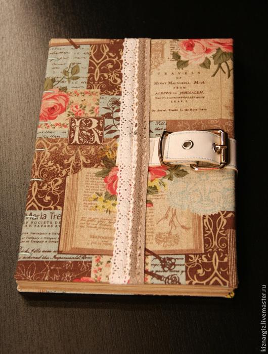 Блокноты ручной работы. Ярмарка Мастеров - ручная работа. Купить Крафт-блокнот,эскизник,формат А5. Handmade. Бежевый