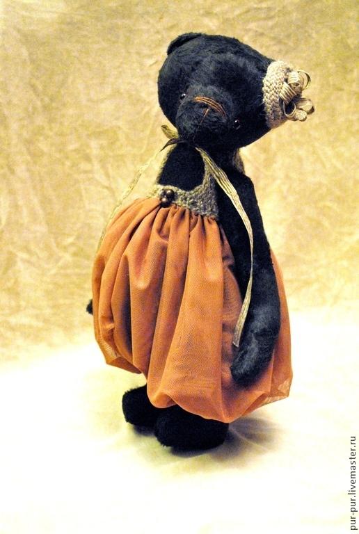 Мишки Тедди ручной работы. Ярмарка Мастеров - ручная работа. Купить Елка. Handmade. Болотный, мишка в одежке, коллекционные мишки