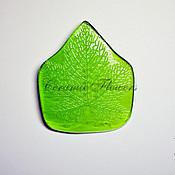 Материалы для творчества handmade. Livemaster - original item Leaf texture currant. Handmade.